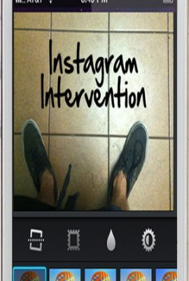 Instagram Intervention