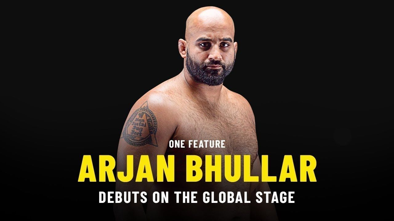 Arjan Bhullar Debuts On The Global Stage | ONE Feature