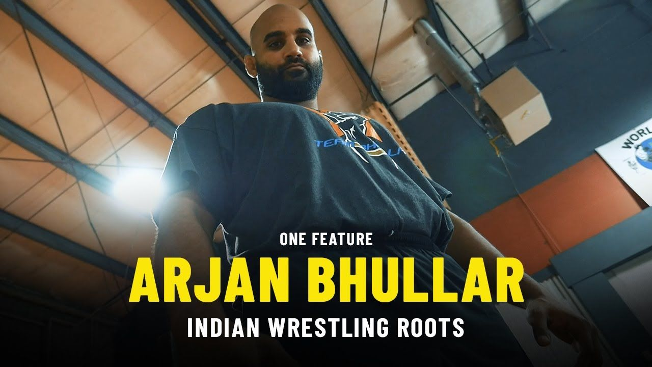 Arjan Bhullar's Indian Wrestling Roots | ONE Feature