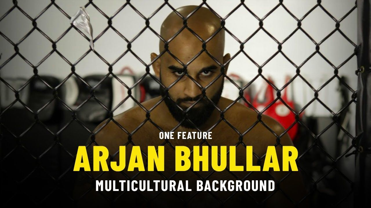 Arjan Bhullar's Multicultural Background | ONE Feature