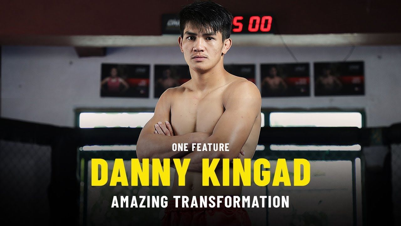 Danny Kingad's Amazing Transformation | ONE Feature