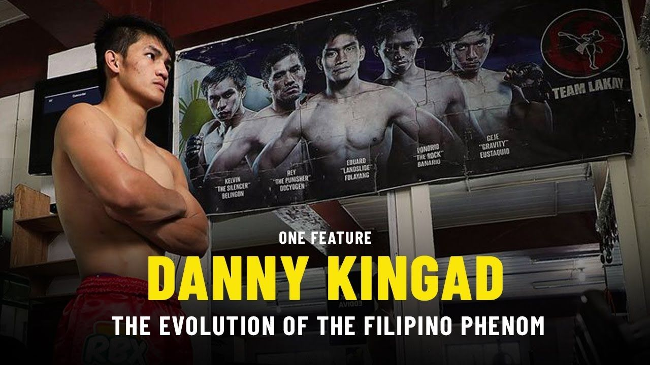 The Evolution Of Filipino Phenom Danny Kingad | ONE Feature