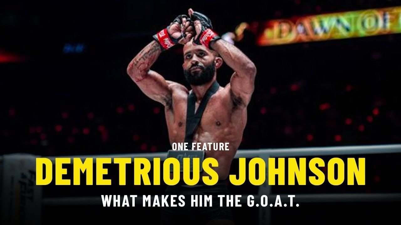 What Makes Demetrious Johnson The G.O.A.T. | ONE Feature