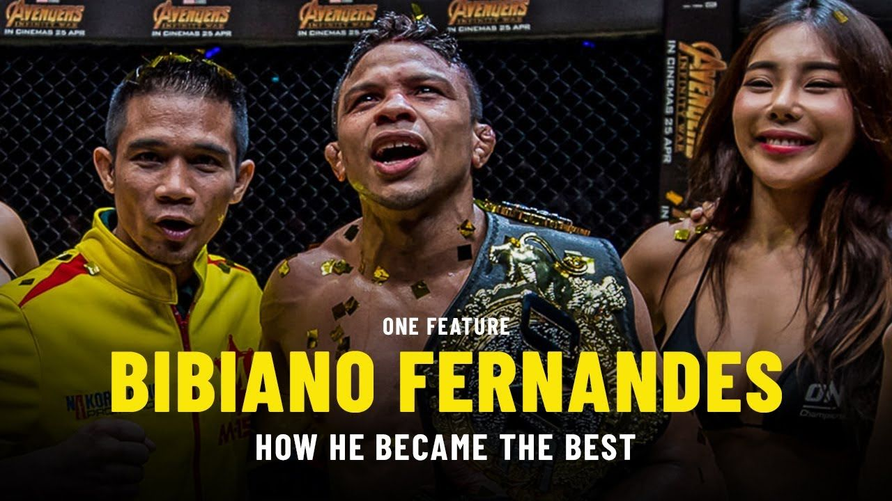 How Bibiano Fernandes Became The Best | ONE Feature