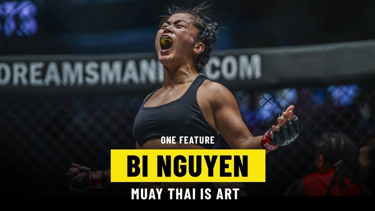 Bi Nguyen On Why Muay Thai Is Art | ONE Feature