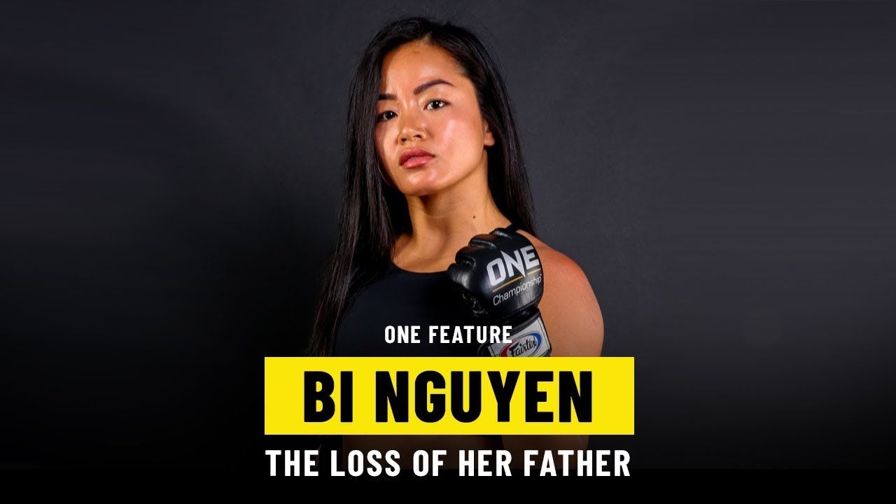 Bi Nguyen Opens Up On Death Of Father | ONE Feature