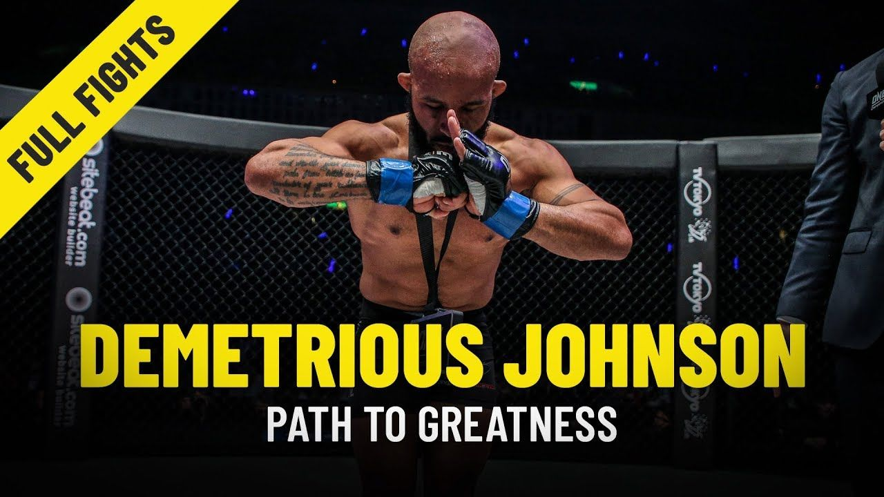 Demetrious Johnson's Path To Greatness | ONE Features & Full Fights