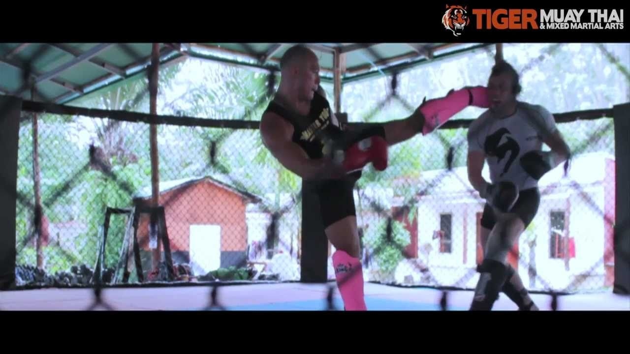 Achieve Your Dreams, Tiger Muay Thai & MMA Training Camp Commercial