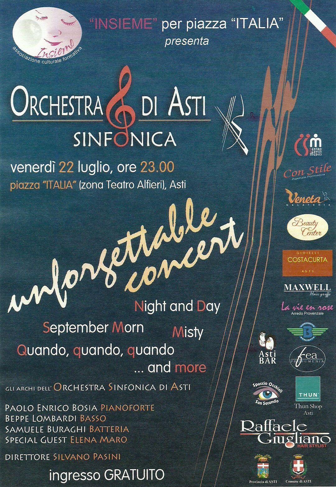 Unforgettable Concert
