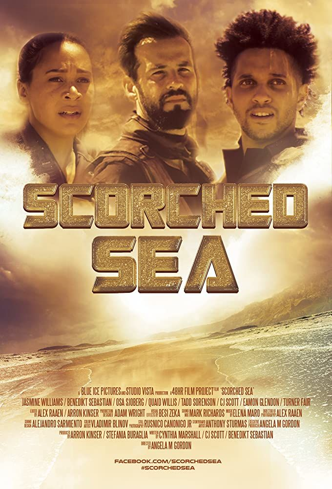 """Scorched Sea"""