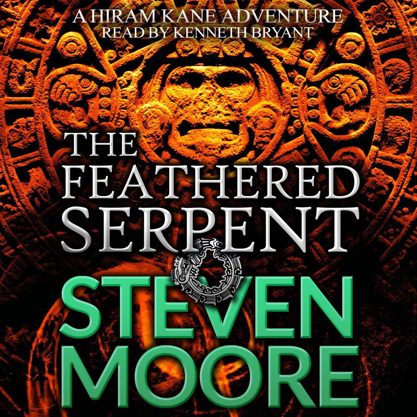 The Feathered Serpent by Steven Moore