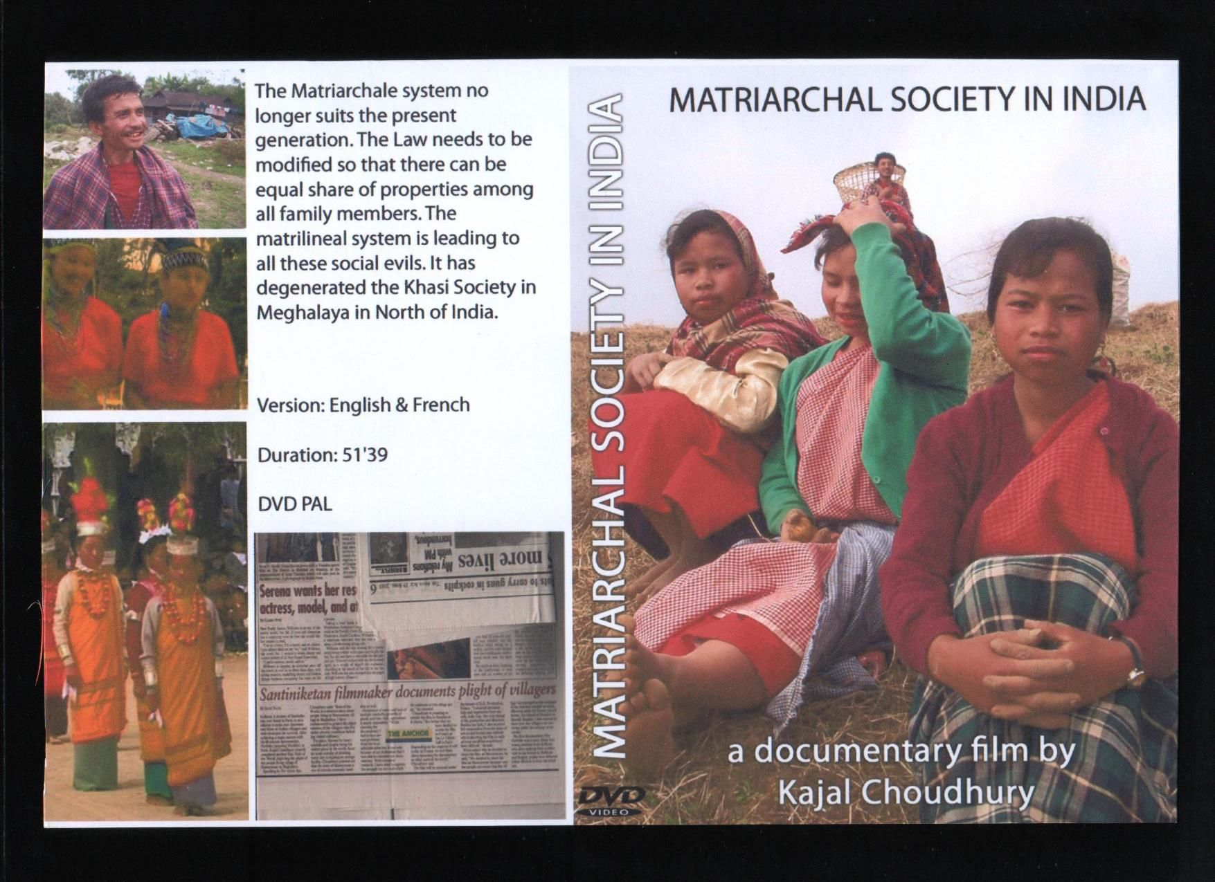 Matriarchal Society in India