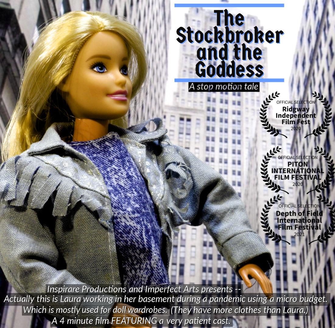 The Goddess and the Stockbroker