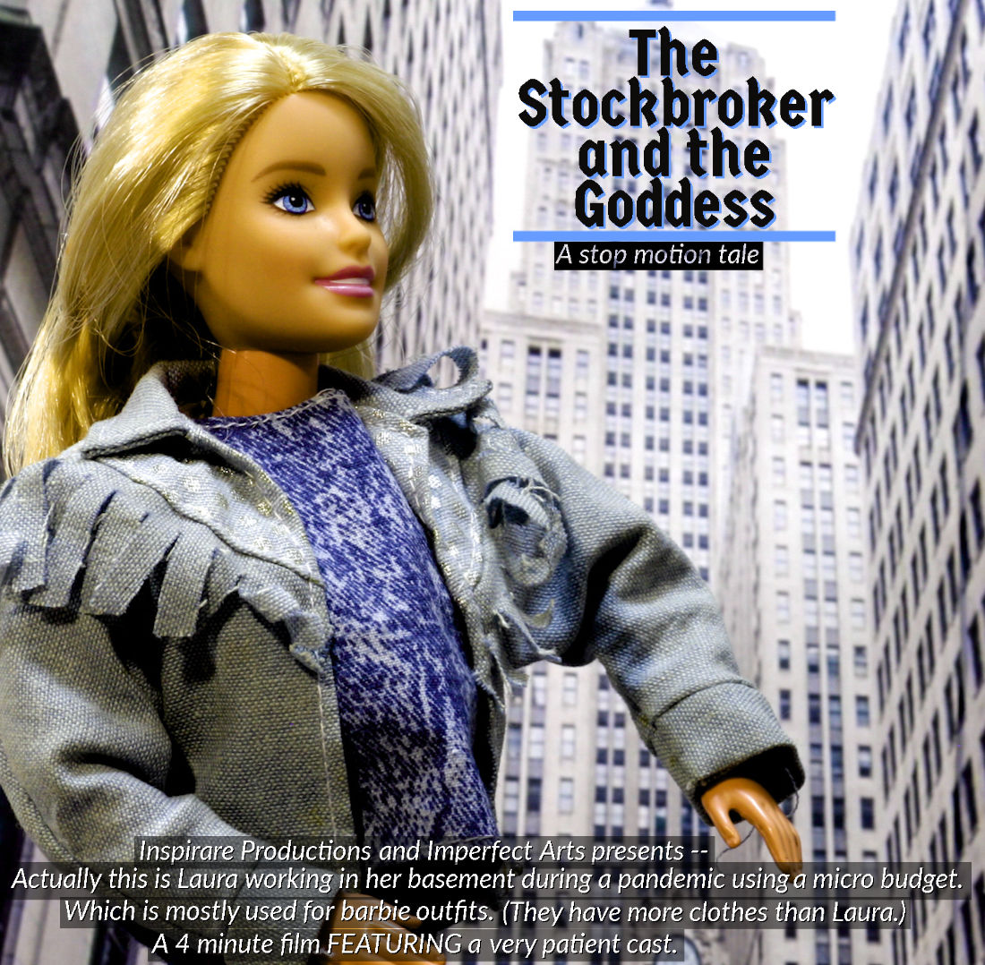 The Goddess and the Stockbroker