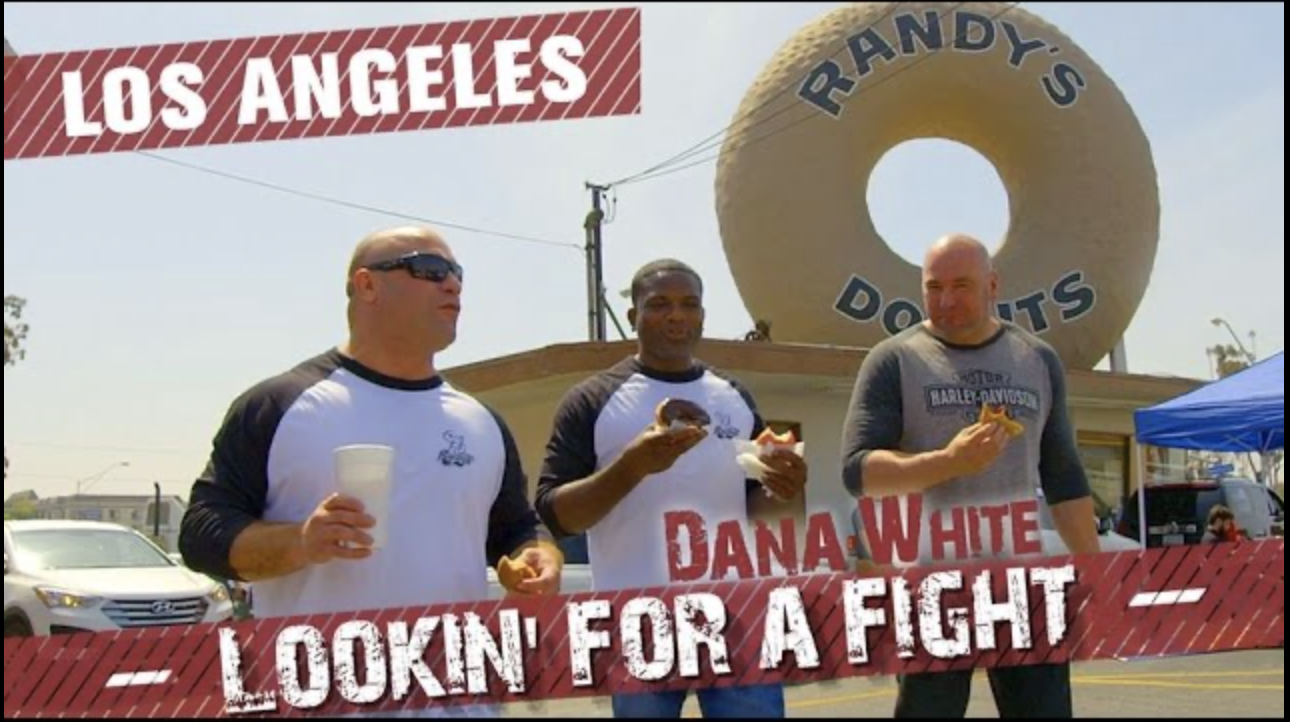 Dana White: Lookin' for a Fight