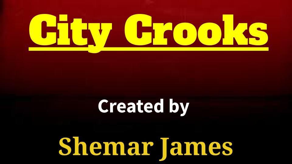 City Crooks The Conspiracy Web Series (Season 1 Movie)