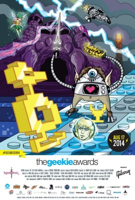 The 2nd Annual Geekie Awards