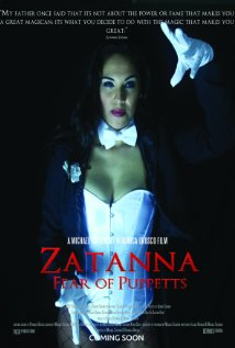 Zatanna: Fear of Puppetts