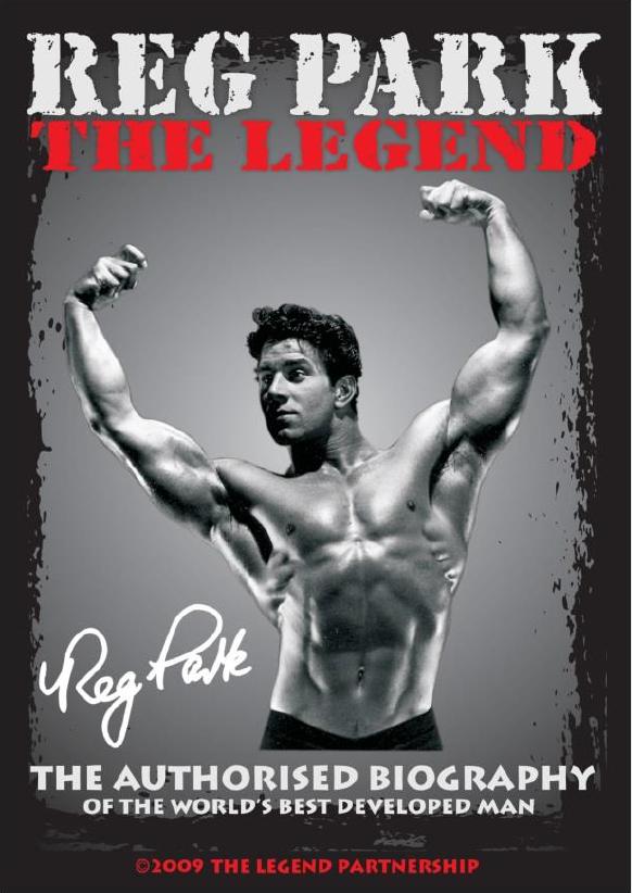Reg Park: The Legend