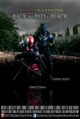 Deadpool and the Black Panther