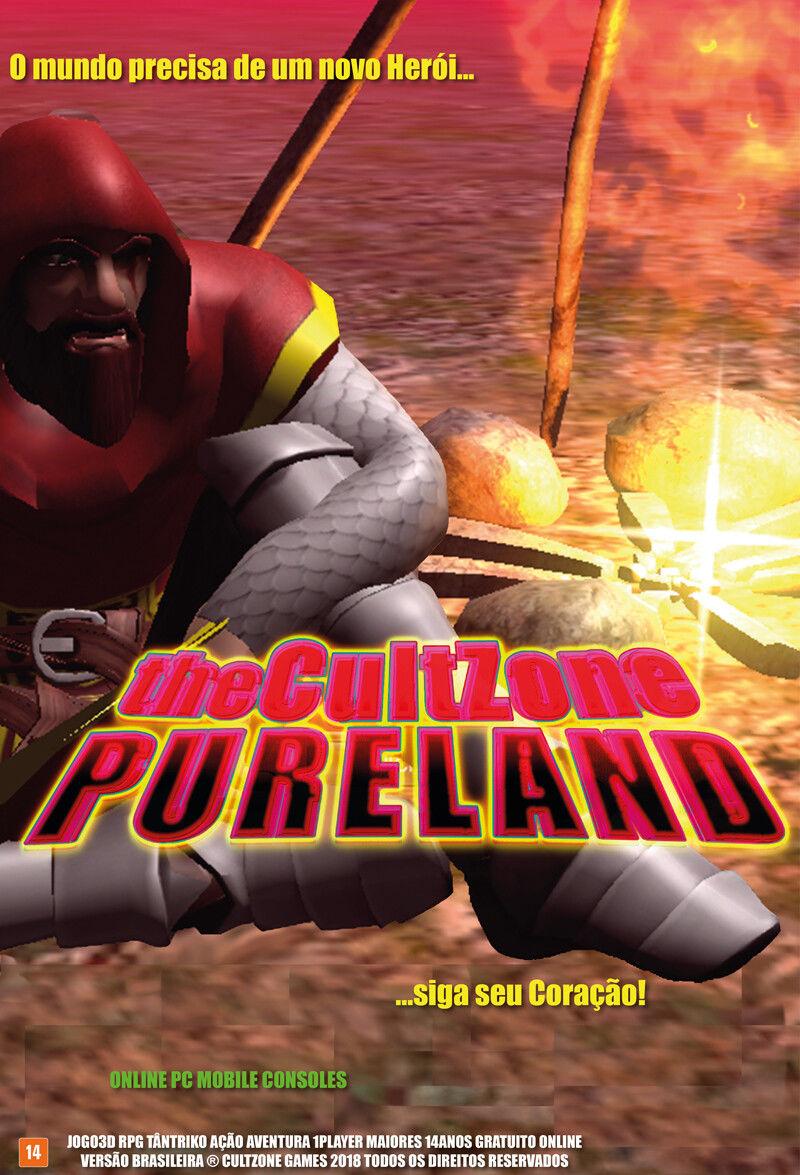The CULTZONE Pureland RPG