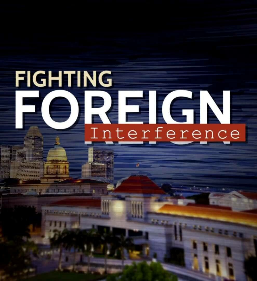 Fighting Foreign Interference