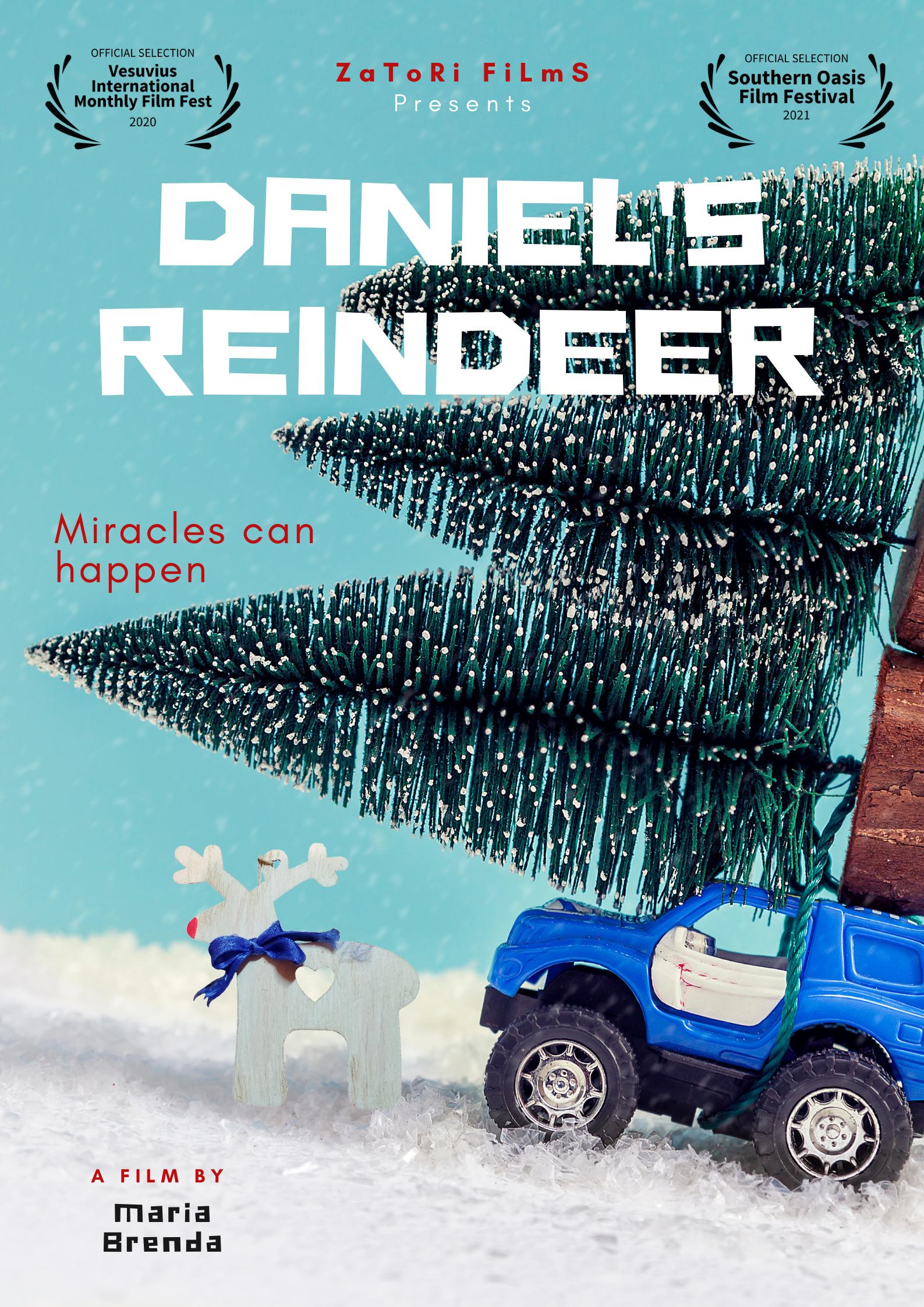 Daniel's Reindeer