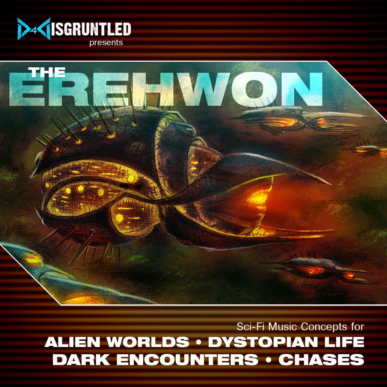 """The Erehwon"" ALBUM in Producton"
