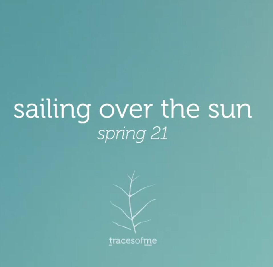 Sailing Over the Sun