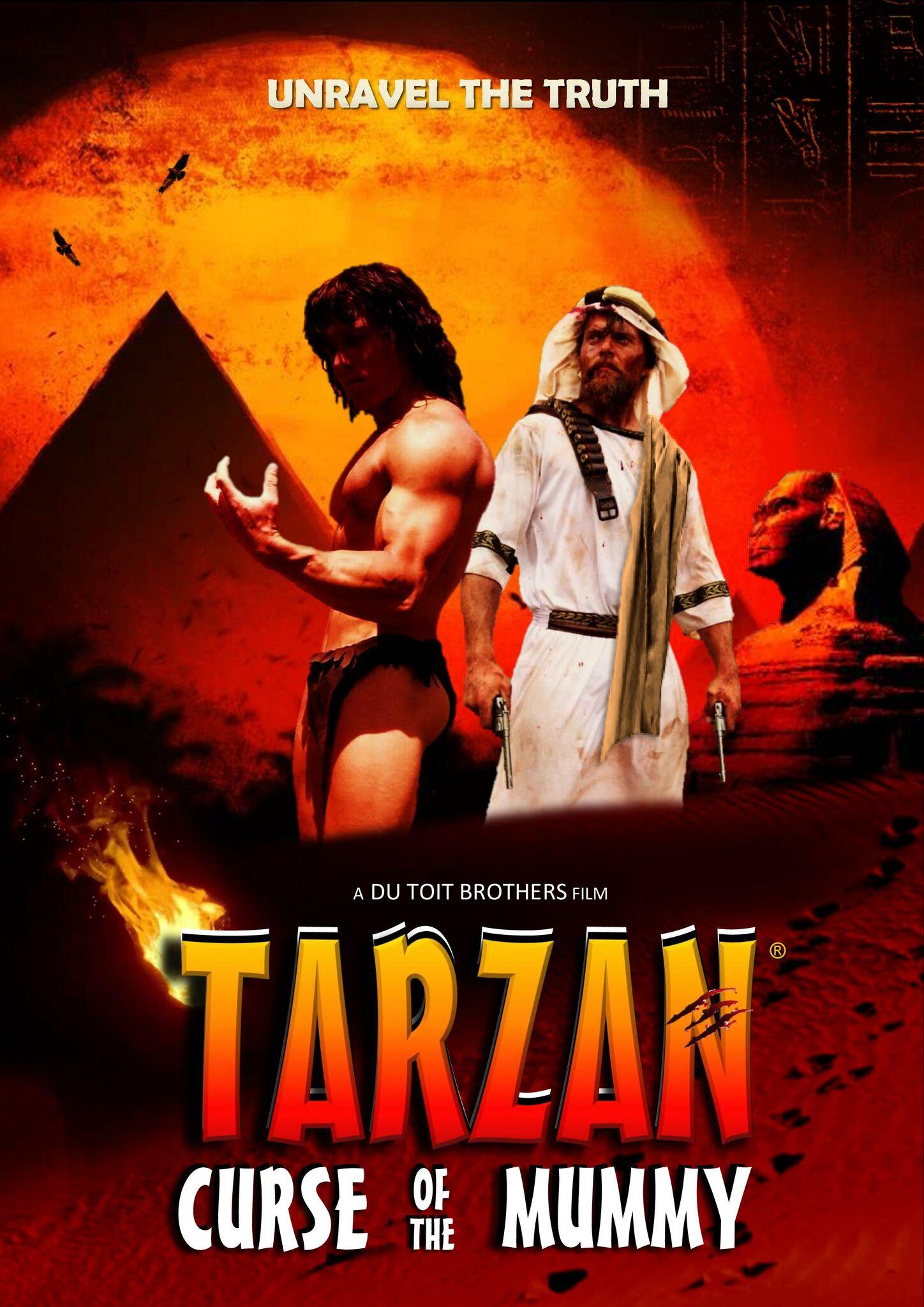 Tarzan: Curse of the Mummy