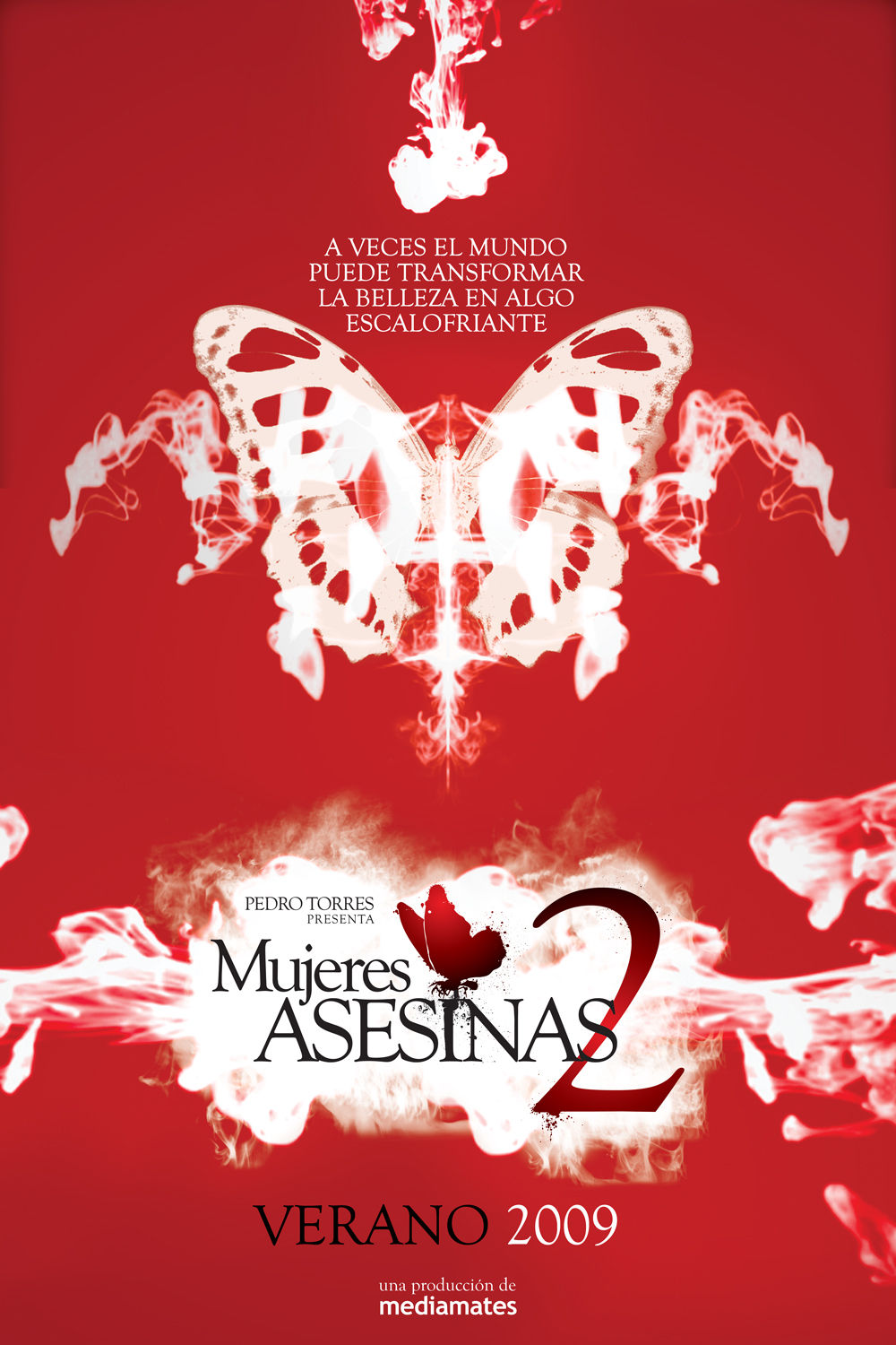 Mujeres Asesinas 2 / Title sequence & Marketing campaign