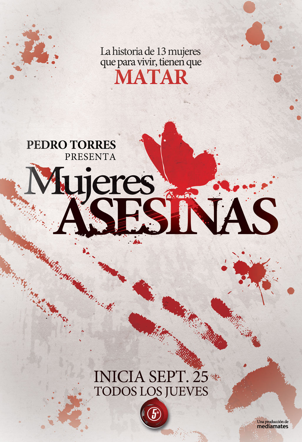 Mujeres Asesinas / Title sequence & Marketing campaign