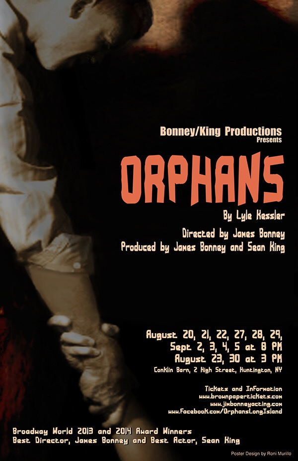 Orphans, by Lyle Kessler