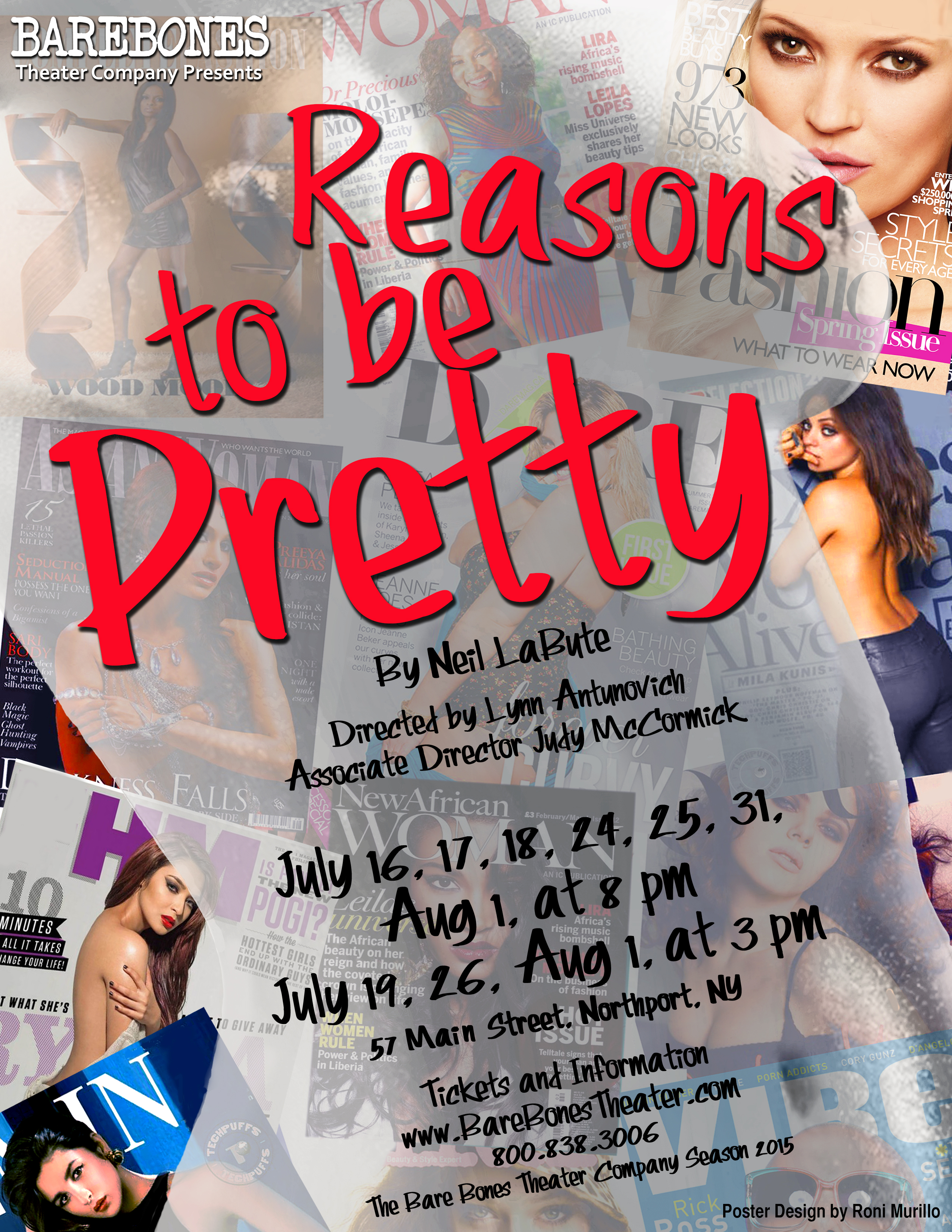 Reasons to be Pretty, by Neil LaBute