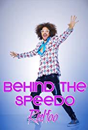 Behind the Speedo