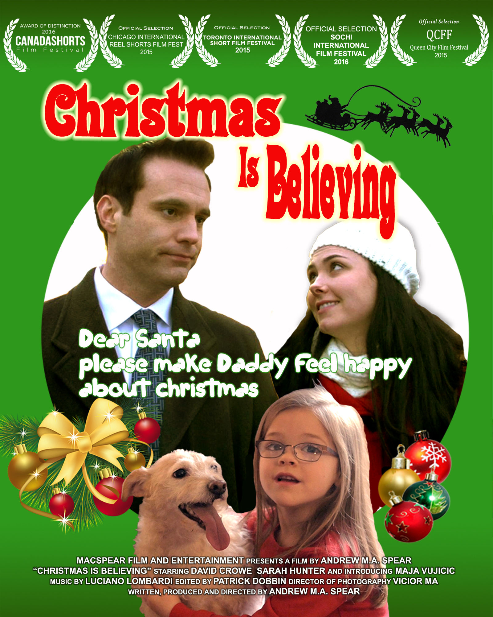 Christmas Is Believing