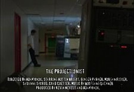 """The Projectionist"""