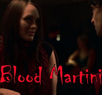 Blood Martini
