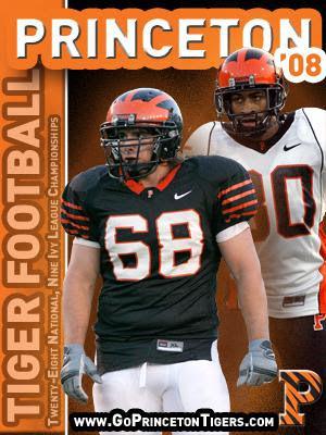 Princeton / Georgetown Football Game