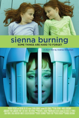 Sienna Burning