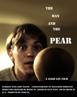 The Man and the Pear