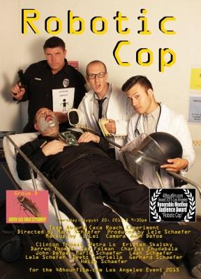 Robotic Cop