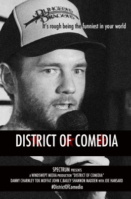 District of Comedia