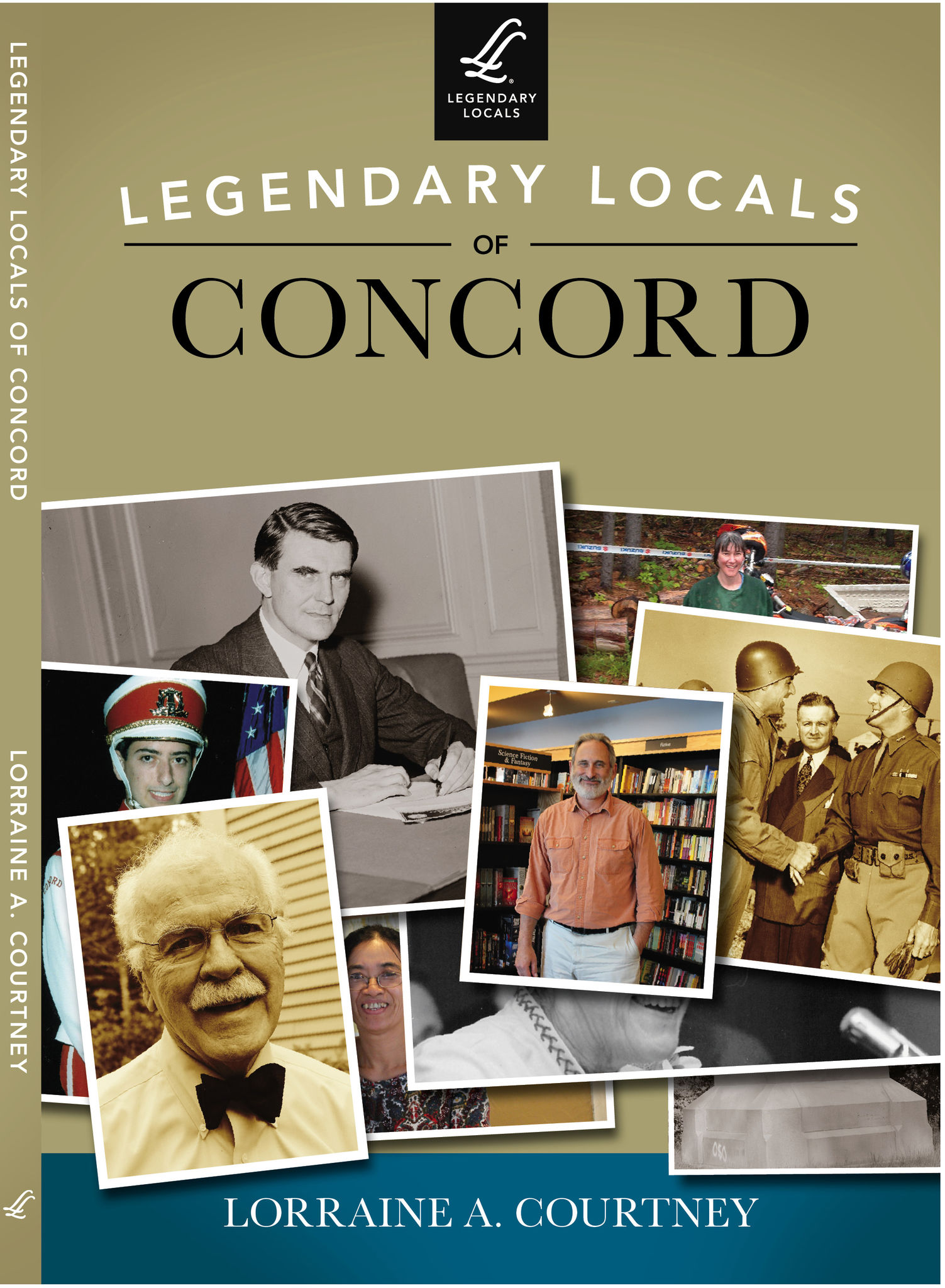 Legendary Locals of Concord, NH