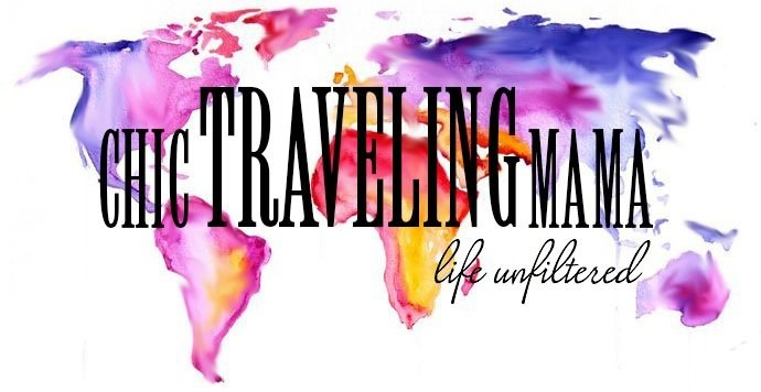 Chic Traveling Mama TV Show