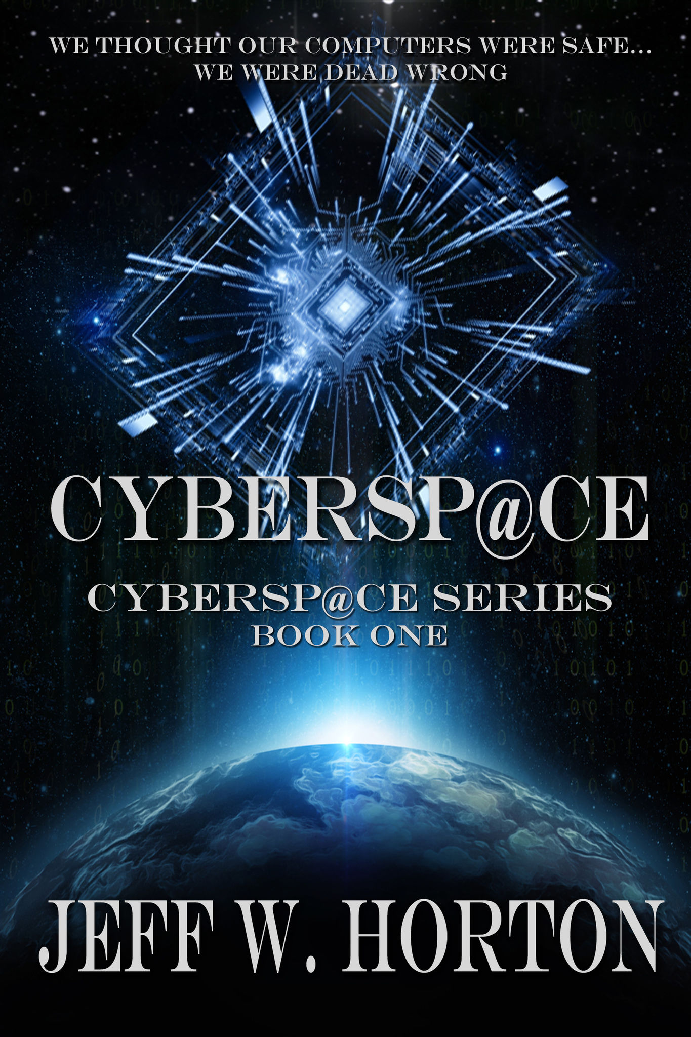 CYBERSP@CE: Cybersp@ce Series Book One