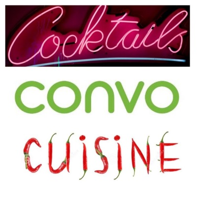 Cocktails, Convo and Cuisine