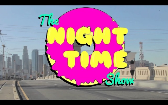 The Night Time Show with Stephen Kramer Glickman