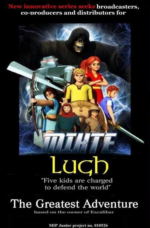 Mihte Lugh - the Shining One