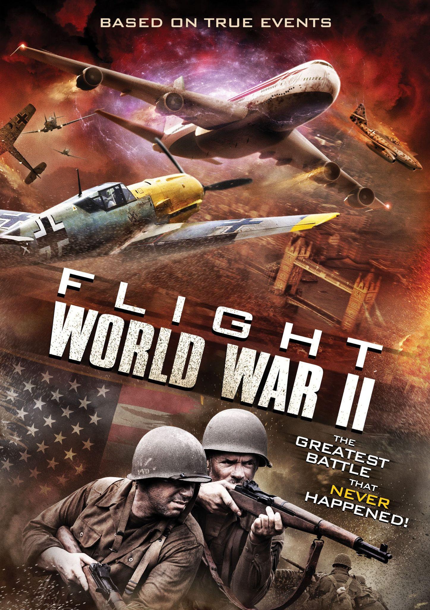 Flight World War II (aka. Flight 42)